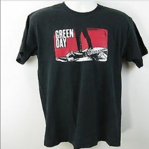 Green Day boulevard of broken dream 2005 tee